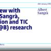 Interview with Albert Sangrà, EDUL@B researcher