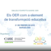 Els OER com a element de transformació educativa