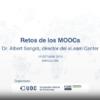 Retos de los MOOCs